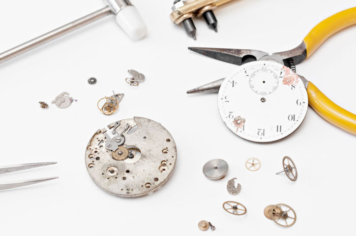 Uhren-Schmuck-Reparaturen
