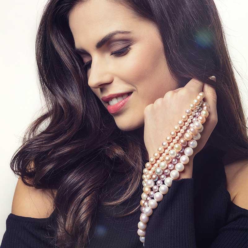 Schmuck Die Perle